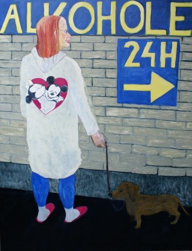 Agnieszka Żylińska - Myszka Mickey