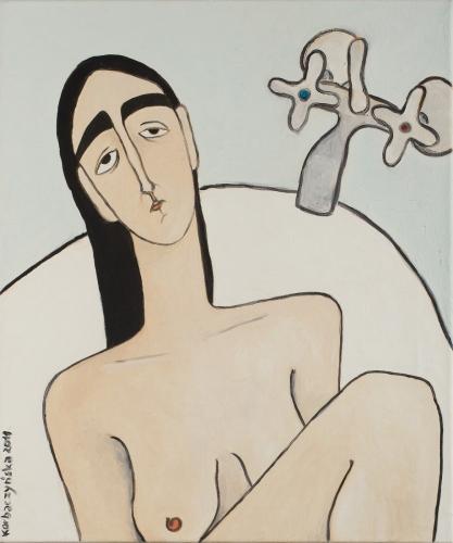 paulina korbaczyńska - W poniedziałek Krystyna siedziała w wannie, aż się zmarszczyła
