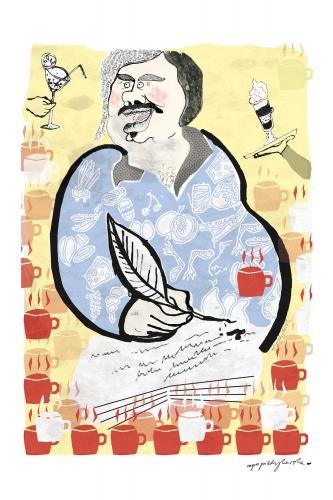 Aga Pietrzykowska - Honore de Balzac