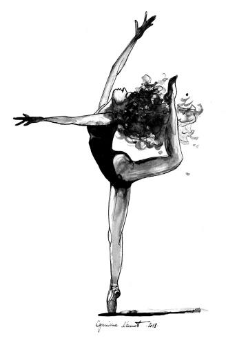 Agnieszka Nawrat - Ballerina IV