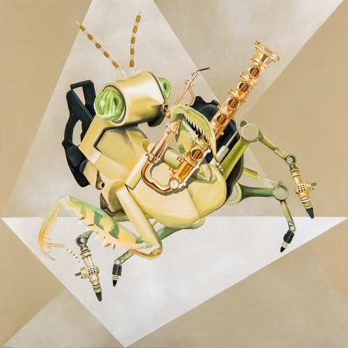 Aga Siwczyk - Mantis 1
