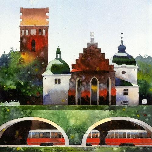 Tytus Brzozowski - Church of the Visitation of the Blessed Virgin Mary 2