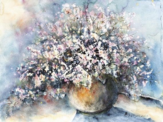 Bożena Czerska - Dry bouquet I