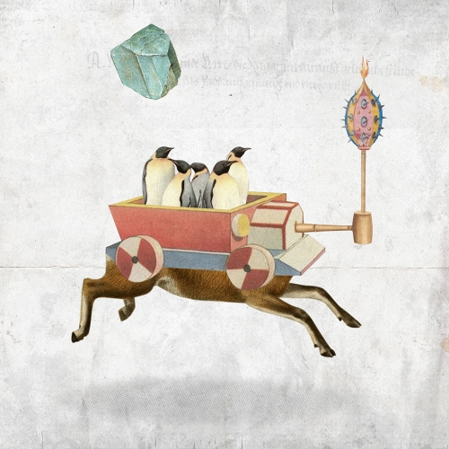 Resatio Adi Putra - Escaping Dystopia