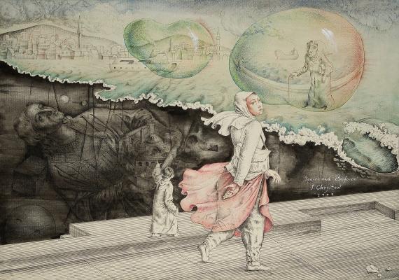 Sławomir Chrystow - Spacer nad Bosforem (Tryptyk Stambulski)