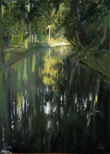 Laura La Wasilewska - Yellow Park