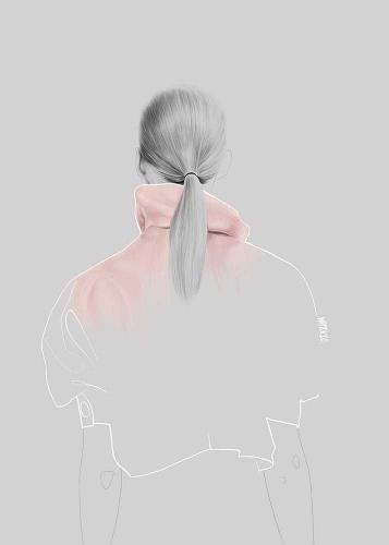 Agata Wierzbicka - Fashion illustration 2