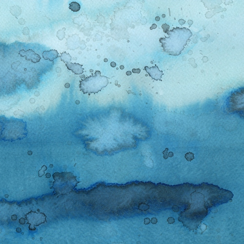 Małgorzata Goczewska - Blue Sky