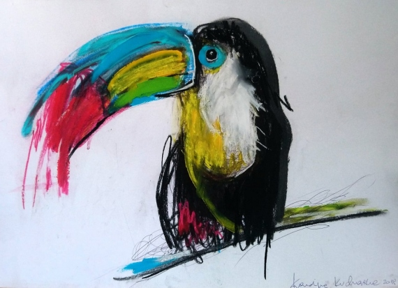 Karolina Kucharska - The Tucan