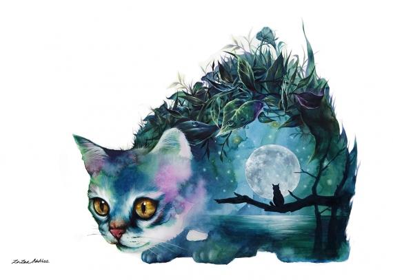 zazac namoo - Cat