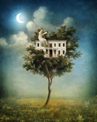 Ra Niedzielska - Mein Haus ist meine Festung