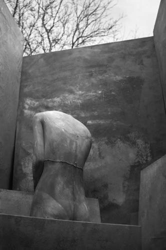 Monika Ekiert Jezusek - Mauern 1