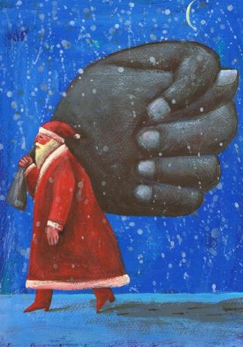 Jacek Frąckiewicz - Santa Claus II