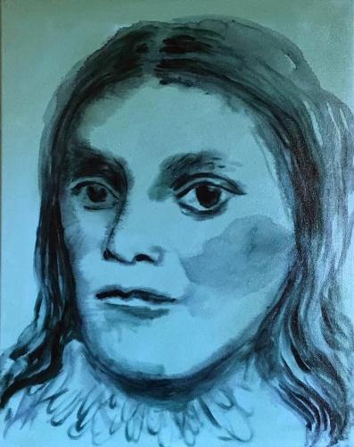 Joanna Rusinek - Portrait II