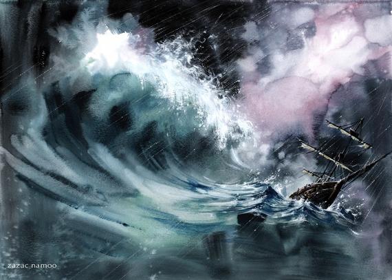 zazac namoo - Voyage