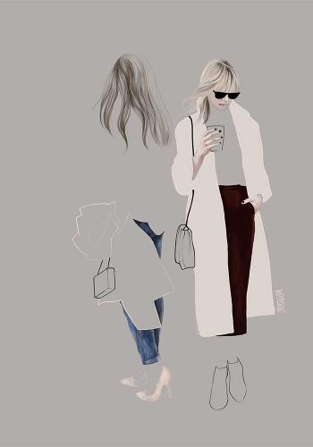 Agata Wierzbicka - Street fashion 6