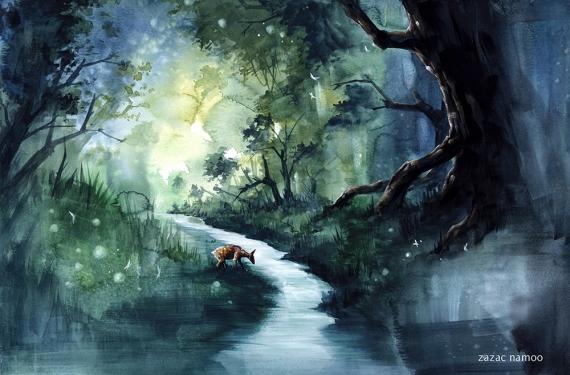 zazac namoo - Deep forest