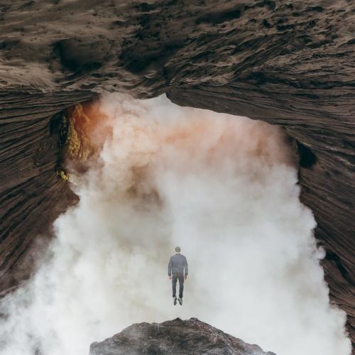 Eugene Soloviev - Volcano