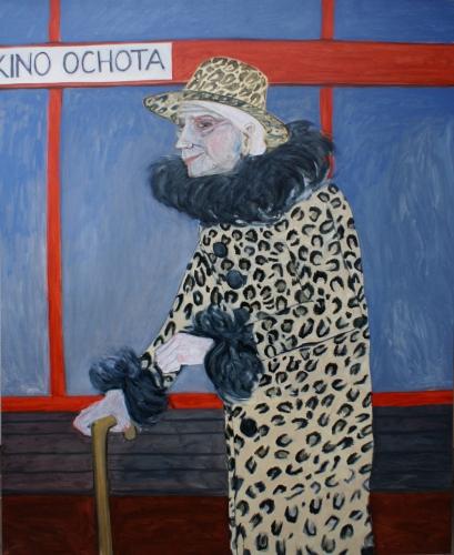 Agnieszka Żylińska - Kino Ochota