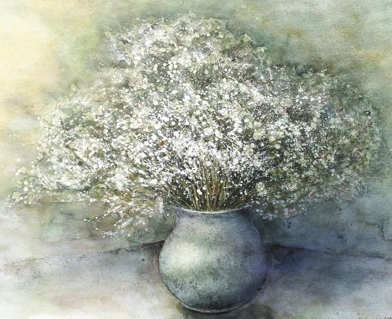 Bożena Czerska - Dry Bouquet II