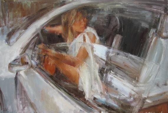Nelina Trubach-Moshnikova - Bentley