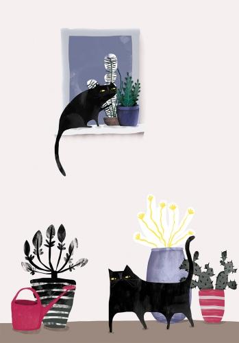 Anna Rudak - Cats