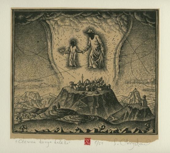 Sławomir Chrystow - Ciemna droga daleka