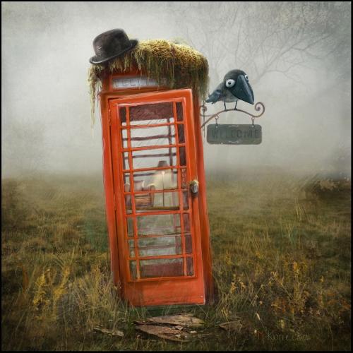 Matylda Konecka - Telephone cottage