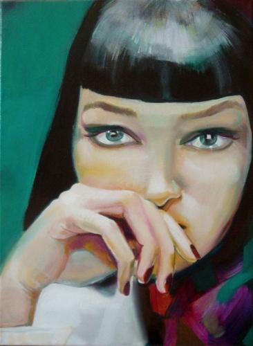 Sylwia Gorak - Uma Lempicka