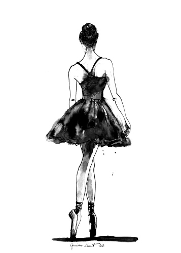 Agnieszka Nawrat - Ballerina V