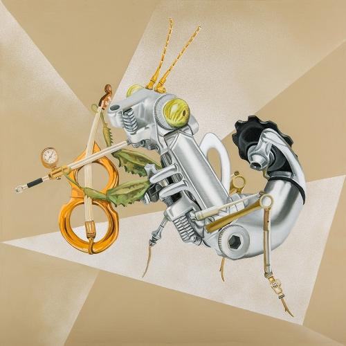 Aga Siwczyk - Mantis 2