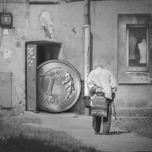 Tomasz Zaczeniuk - Pension