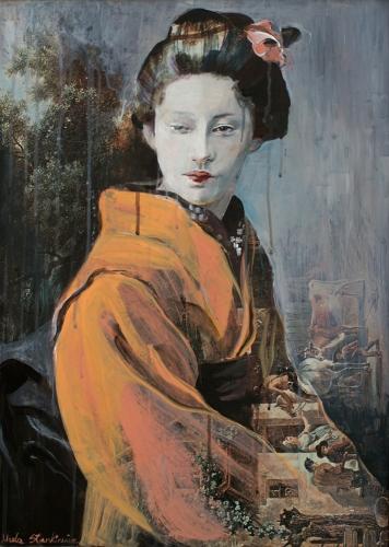 Wiola Stankiewicz - Self- portrait 5