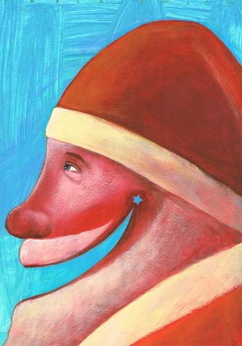 Jacek Frąckiewicz - Santa Claus