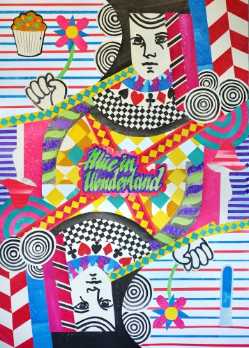 Michał Trojanowski - Alice in Wonderland