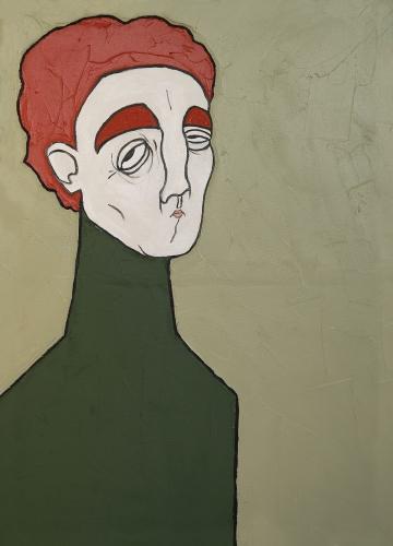 paulina korbaczyńska - Redhead Boys Don't Cry