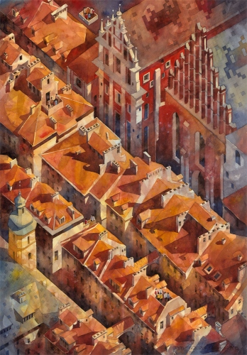 Tytus Brzozowski - Altstadt_3