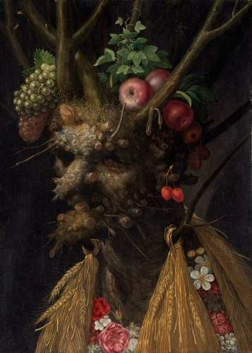 Giuseppe Arcimboldo: Four seasons