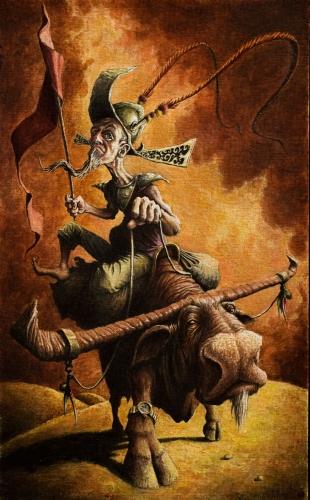 Tomek Larek - Fairy tales