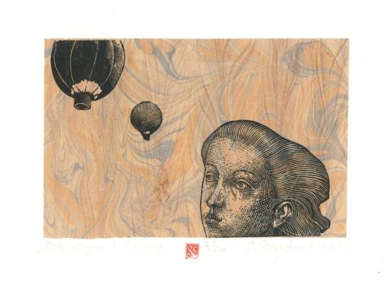 Sławomir Chrystow - Dziewczyna i balony