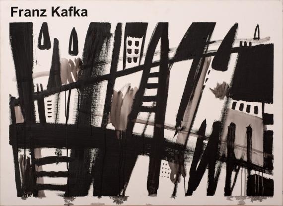 GRZEGORZ SZYMA - Franz Kafka