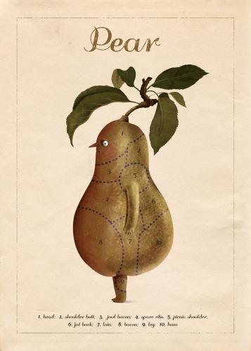 Emilia Dziubak - Pear