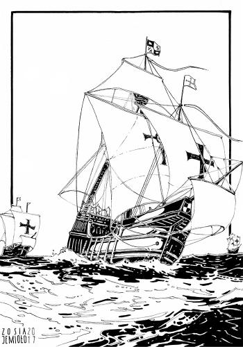 Zosia Jemioło - Ships
