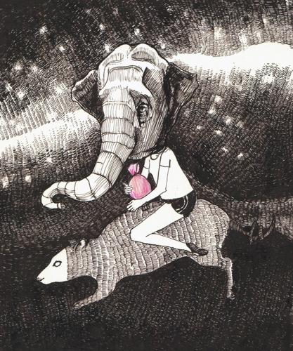 Ola Lis - Der Elefant