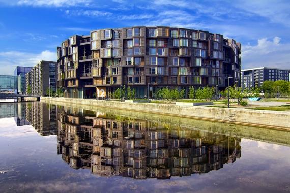 Wojtek Gurak - Tietgenkollegiet Copenhagen designed by Lundgaard & Tranberg