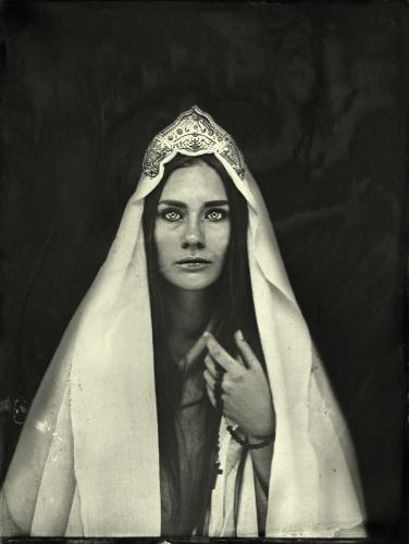Joanna Borowiec - Mystical woman