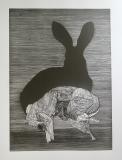 Reverse - rabbit - Petrela Kuźmicka