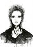 Black turtleneck - Agnieszka Nawrat