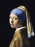 Johannes Vermeer: Girl with a Pearl Earring