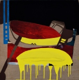 Łódź z żółtą plamą - Anna Kordowicz-Markuszewska